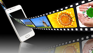 Video Productions - Gold Coast - Showbiz Video Productions - Digital slide shows Mobile