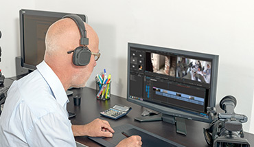 Video Productions - Gold Coast - Showbiz Video Productions - video editing with proper sound