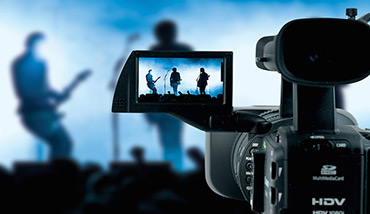 Video Productions - Gold Coast - Showbiz Video Productions - Digital Camera video production Stage Performance